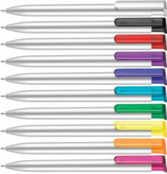 Absolute Argent Ballpens From The Pen Warehouse