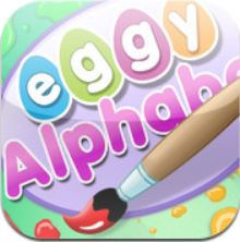 Eggy Alphabet App from Reading Eggs