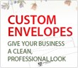 business envelopes, window envelopes