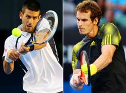 Djokovic - Andy Murray Australian Open