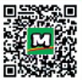 Scan the QR-code to launch Menards mobile Rebate Center