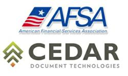 Cedar Document Technology and AFSA