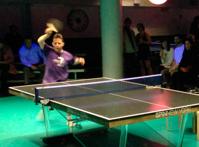Table tennis nation paddle proves superior to for Table tennis 99