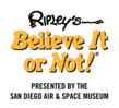 Ripley's Believe It or Not! Returns to San Diego for the First Time in...