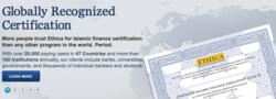 Ethica's Globally Recognized Islamic Banking Courses and Certification