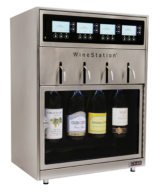 Napa Technology Introduces Winestation 174 3 0 The Most