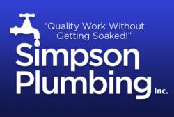 Simpson Plumbing Logo