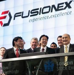 Fusionex IPO