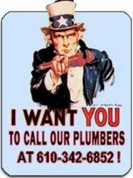 Call American Drain Cleaning and Plumbing 610-342-6852
