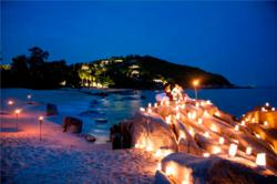 AKARYN Samui offers exceptional dining experiences on Koh Samui's little-known yet simply stunning Hanuman Bay.