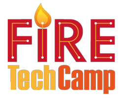Fire Tech Camp Logo