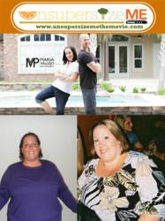 Tracy Ryan before and after losing 200lbs