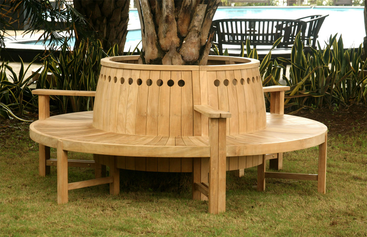 Win A 163 1200 Tree Bench Prize For A Local School Charity