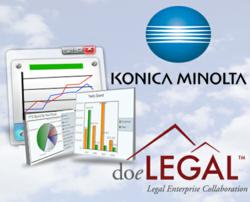 Konica-chooses-doeLEGAL-ASCENT-Legal-Spend-Management