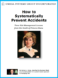 Risk Management Report: How to Systematically Prevent Accidents