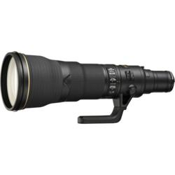 Nikon 800mm Super Telephoto Lens with 1.25x Teleconverter - BHPhoto.com