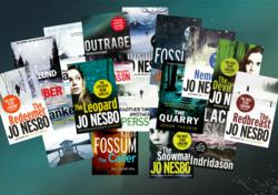 Crime, Thrillers and Mystery books