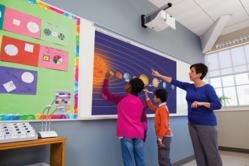 New Interactive MimioProjector Expands Possibilities for ...