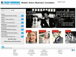 etalentshowcase home page