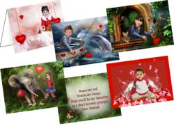 personalized cards, personalized gifts