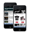 Lady Gaga and Dave Matthews Band Mobile Stores (Powered by SpotTrot)