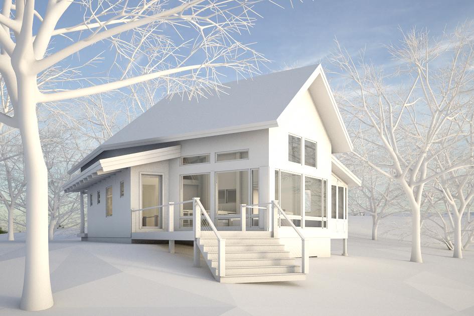 Revit Home Design - Revit Workstation Local Rendering Stunning ...