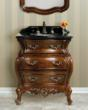 Lorraine Antique Bombe Chest From Cole and Co