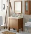 Devon Modern Bathroom Vanity From RonBow