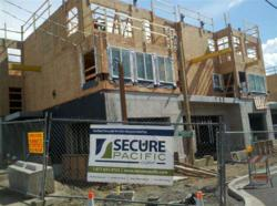Construction Site Verified Security Solutions | Secure Pacific