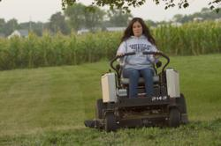 Worlds Fastest Mower