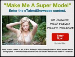 Model Contest - Joy Martin