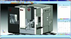 BobCAD Full Machine Simulation