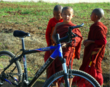 Burma bicycle tour