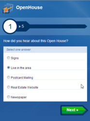 Open House Mobile Survey