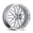 BMW Wheels by Beyern - the Mesh in Silver