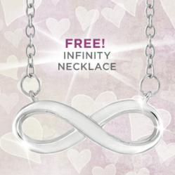 Infinity Necklace Photo