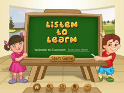 Listen To Learn - My First Thousand Words