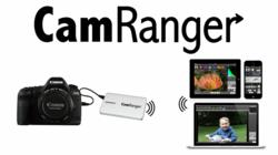 CamRanger Announces Update to Their Associated iOS App Enabling Wireless Control and File Transmission for Canon and Nikon Cameras