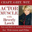 Actor Muscle Audition Technique Audio CD