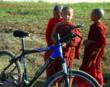 Burma bicycle tour