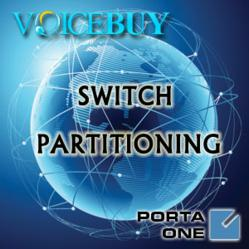 VoIP Switch Partitioning