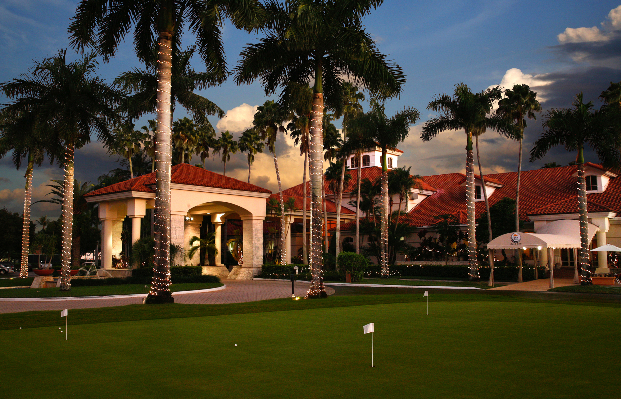 Home To The World Golf Championships Cadillac Championship