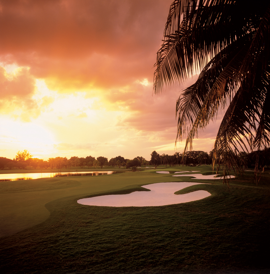 Home To The World Golf Championships-Cadillac Championship