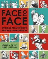 Cover to Face-to-Face: Building Relationships through Conversation