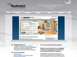 Redpoint Design Website
