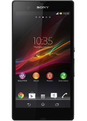 Sony Xperia Z Mobile Phone