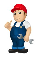 My Trusted Plumber character