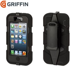 Griffin Survivor Case For iPhone 5
