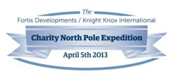 Charity North Pole Expedition