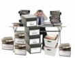 Paper document handling and storage consumes too much time and space for today's auto dealerships.